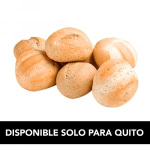 pan masa madre redondo